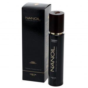NANOIL HAIR OIL - Das effektivste Haaröl